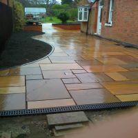 Another great patio by Country Lane Landscapes Ltd